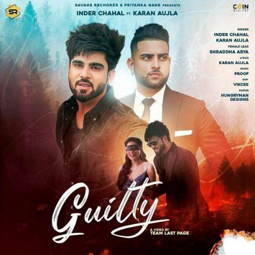 Guilty  By Inder Chahal, Karan Aujla Poster