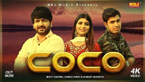 Coco By Mohit Sharma   Poster
