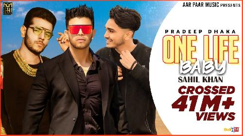 One Life Baby  By Devender Ahlawat Poster