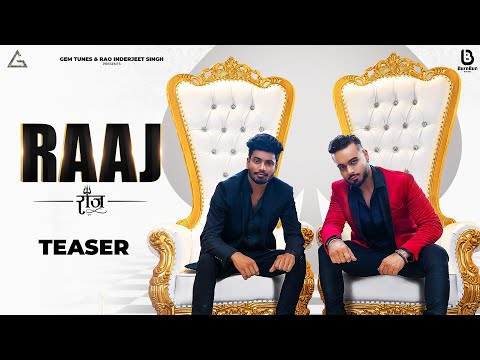 Raaj By Sumit Goswami Poster